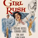 The Girl Rush (1955) - Rosalind Russell  DVD