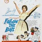 Follow The Boys (1963) - Connie Francis  DVD