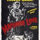 Macumba Love (1960) - Walter Reed  DVD