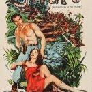Jivaro (1954) - Fernando Lamas  DVD