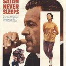 Satan Never Sleeps (1962) - William Holden  DVD