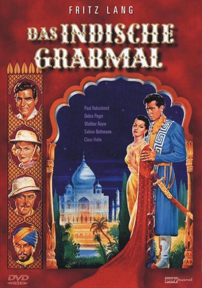 The Indian Tomb (1959) - Fritz Lang  DVD