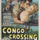 Congo Crossing (1956) - Peter Lorre  DVD