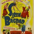 Siren Of Bagdad (1953) - Paul Henreid  DVD