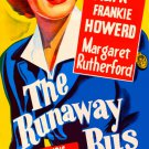 The Runaway Bus (1954) - Margaret Rutherford  DVD