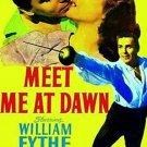 Meet Me At Dawn (1947) - William Eythe  DVD