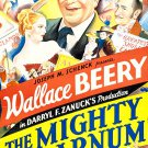The Mighty Barnum (1934) - Wallace Beery  DVD