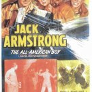Jack Armstrong - The All-American Boy : The Complete Serial (1947) - John Hart (2 DVD Set)