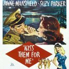 Kiss Them For Me (1957) - Cary Grant  DVD