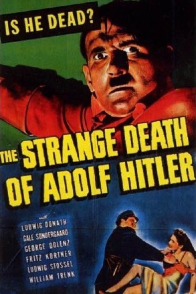 The Strange Death Of Adolf Hitler (1943) - Ludwig Donath  DVD