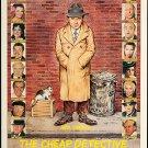 The Cheap Detective (1978) - Peter Falk  DVD