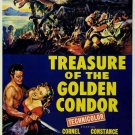 Treasure Of The Golden Condor (1953) - Cornel Wilde  DVD