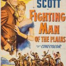 Fighting Man Of The Plains (1949) - Randolph Scott  DVD