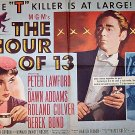 The Hour Of 13 (1952) - Peter Lawford  DVD