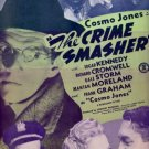 Cosmo Jones : The Crime Smasher (1943) - Frank Graham  DVD
