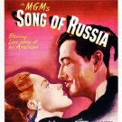 Song Of Russia (1944) - Robert Taylor  DVD
