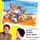 Girls At Sea (1958) - Guy Rolfe  DVD