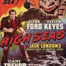 The Adventures Of Martin Eden AKA High Seas (1942) - Glenn Ford  DVD