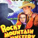Rocky Mountain Mystery (1935) - Randolph Scott  DVD