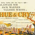 Hue And Cry (1947) - Alastair Sim  DVD