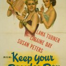 Keep Your Powder Dry (1945) - Lana Turner  DVD