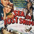 Sea Of Lost Ships (1953) - John Derek  DVD