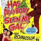 Has Anybody Seen My Gal (1952) - Rock Hudson  DVD