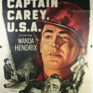 Captain Carey, U.S.A. (1950) - Alan Ladd  DVD