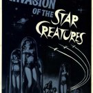 Invasion Of The Star Creatures (1962) - Robert Ball  DVD