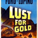 Lust For Gold (1949) - Glenn Ford  DVD