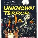 Unknown Terror (1957) - John Howard  DVD