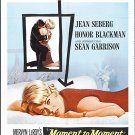 Moment To Moment (1965) - Honor Blackman  DVD