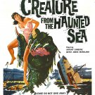 Creature From The Haunted Sea (1961) - Antony Carbone  DVD