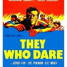 They Who Dare (1954) - Dirk Bogarde  DVD