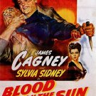 Blood On The Sun (1945) - James Cagney  DVD