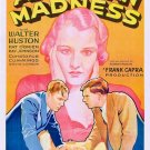 American Madness (1932) - Walter Huston  DVD