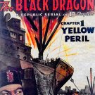 G-Men Vs. The Black Dragon : The Complete Serial (1943) - Rod Cameron  (3 DVD Set)