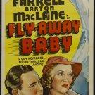 Torchy Blane : Fly Away Baby (1937) - Glenda Farrell  DVD