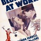 Torchy Blane : Blondes At Work (1938) - Glenda Farrell  DVD