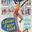 The I Don´t Care Girl (1953) - Mitzi Gaynor  DVD