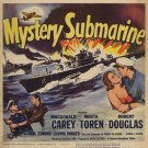 Mystery Submarine (1950) - Macdonald Carey  DVD