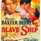 Slave Ship (1937) - Wallace Beery  DVD