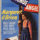 Tenth Avenue Angel (1948) - Margaret O´Brien  DVD