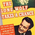 The Lone Wolf Takes A Chance (1941) - Warren William  DVD