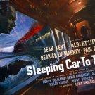 Sleeping Car To Trieste (1948) - Jean Kent  DVD