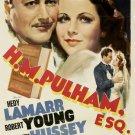 H.M. Pulham, Esq. (1941) - Robert Young  DVD