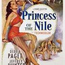 Princess Of The Nile (1954) - Jeffrey Hunter  DVD