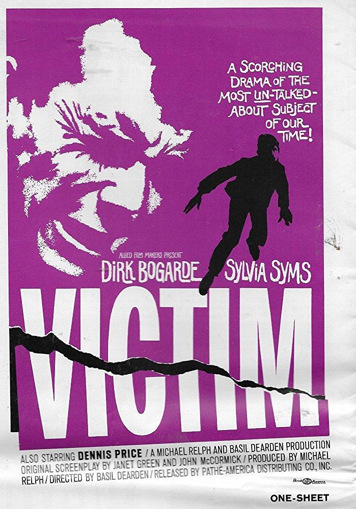 Victim (1961) - Dirk Bogarde  DVD