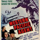 Western Pacific Agent (1950) - Kent Taylor  DVD