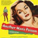 Another Man´s Poison (1951) - Bette Davis  DVD